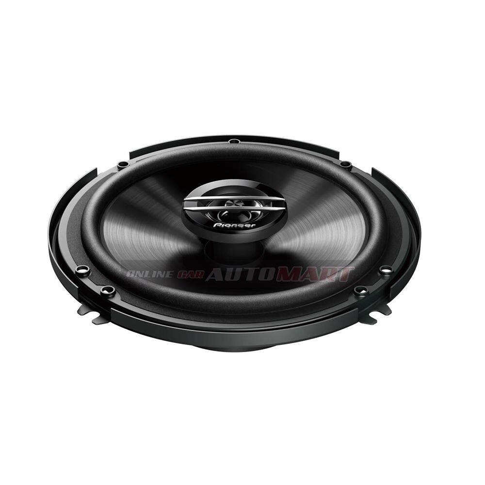 "Pioneer TS-G1620F 6-1/2"" 2-Way Coaxial Speaker 300W Max. / 40W Nom."
