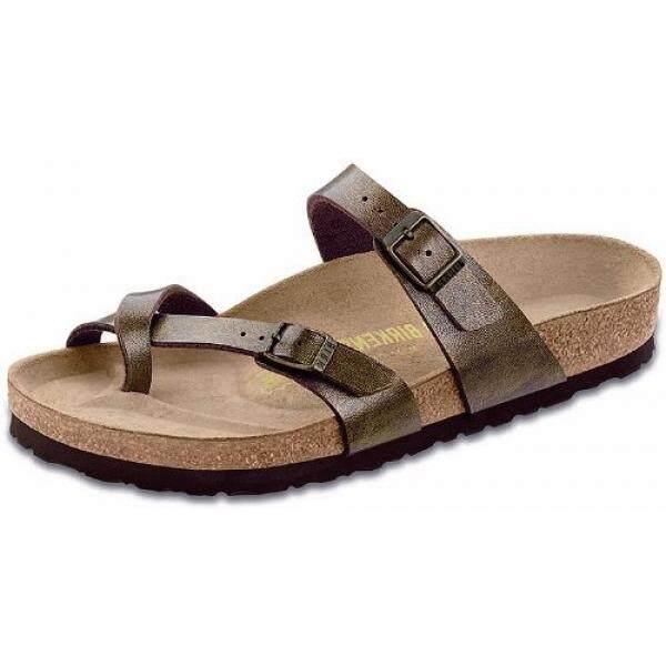 Birkenstock Mayari Sandal,Golden Brown,EU Size 41 / Womens US Size 10-10.5 - intl