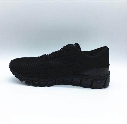 New Style Non-Slip Men's Sports Shoes Authentic CUPSOLE NYLON Sneakers Running Shoes Hard-Wearing FlyteFoam Asics-Gel Quantum 360 CM Blue Black EU:40 - intl