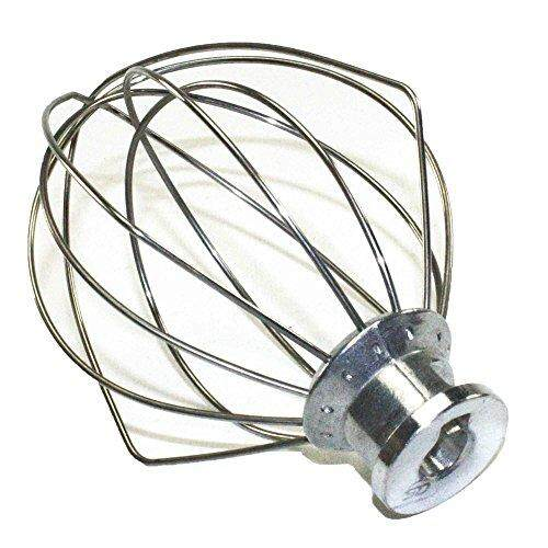 Univen Mixer Wire Whip 7.25 Long Replaces K5AWW fits KitchenAid Mixers K5 KSM50