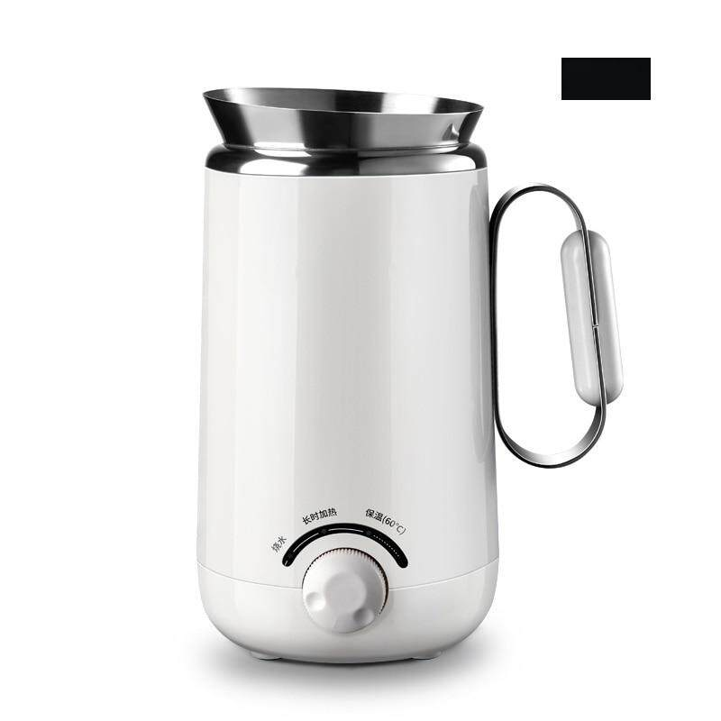 e9b37f25b 0.5L Global Universal Electric Kettle 110V-220V Mini Electric Heating Cup  Travel Portable Soup