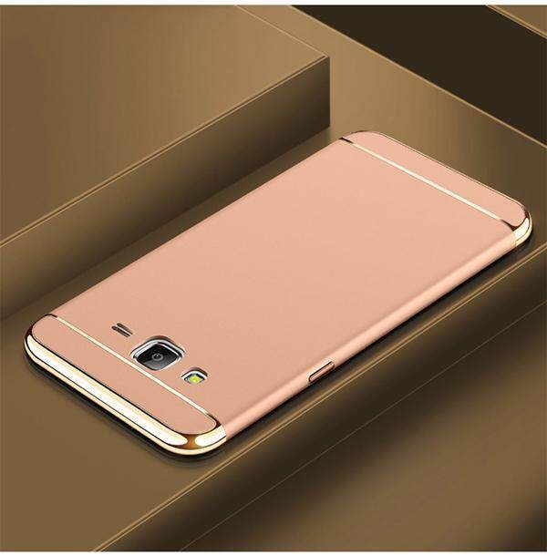 For Samsung Galaxy J5 2015 Case, Luxury 3 In 1 Case Ultra Slim Hard Cover