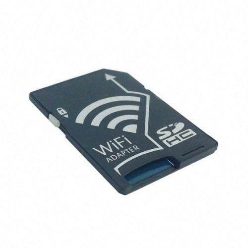 Cablecc Adaptor Wifi Nirkabel Kartu Memori Tf Micro SD Ke Sd Kartu SDHC SDXC Peralatan untuk