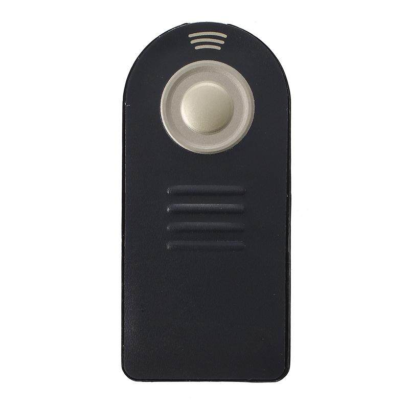 Wireless Ir Remote Control Shutter Release For Nikon ML-L3 D7100 D7000 D90 D3300 D3200 1 V3 V2 DSLR Camera Black - intl