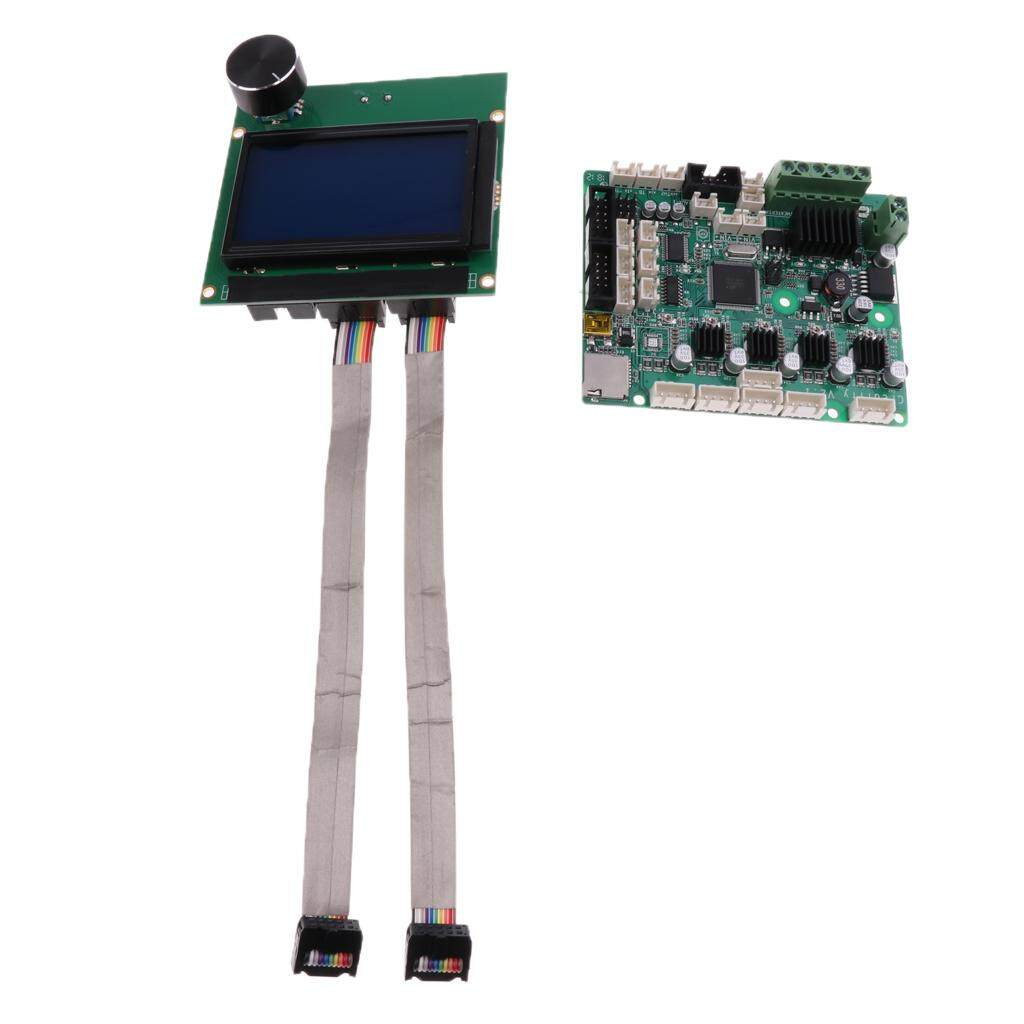Magideal Lcd Display Screen Controller Replacement Panel For Cr-10/cr-10s With Board By Magideal.