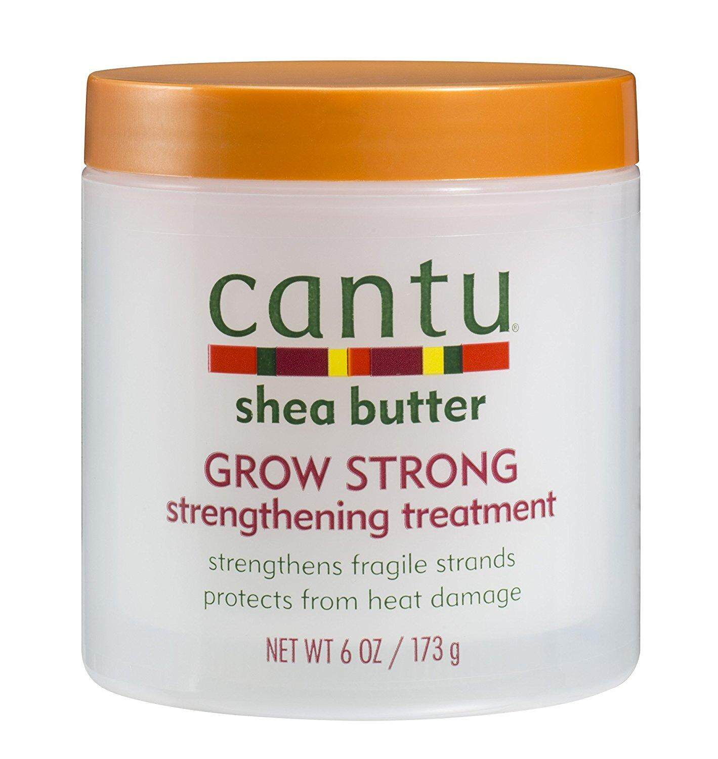 [ iiMONO ] Cantu Grow Strong Strengthening Treatment, 6 Ounce