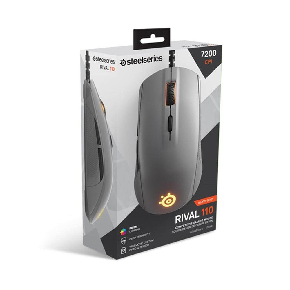 Steel Series Computer Accessories Mice Price In Malaysia Best Steelseries Rival 100 Dota 2 110 Wired Gaming Mouse