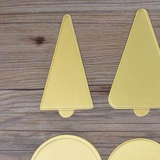 三角形 cake board