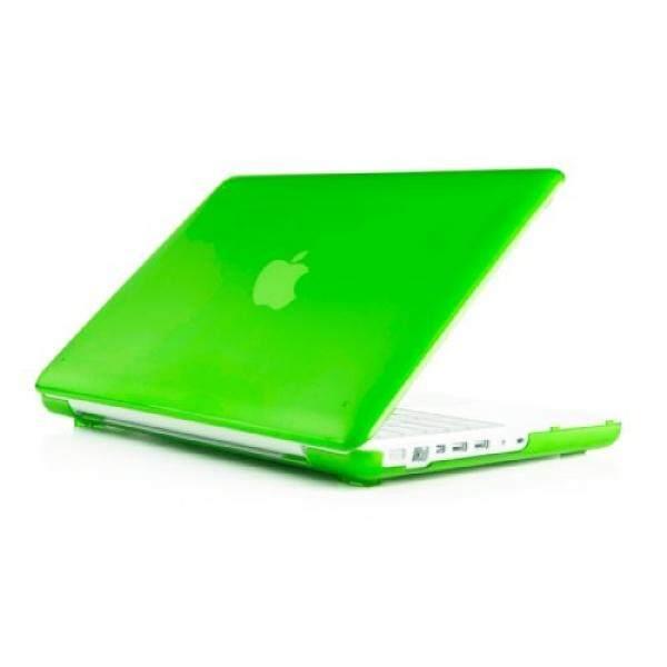 Pelindung Papan Ketik S Hijau Ipearl Mcover Cangkang Keras Cover Case + Gratis Keyboard Kulit untuk Model A1342 Putih Unibody 13-Macbook Inci (Berpisah Tidak Ada. MC207LL/A atau MC516LL/A Yang Dirilis Setelah Oktober 20, 2009)-Intl