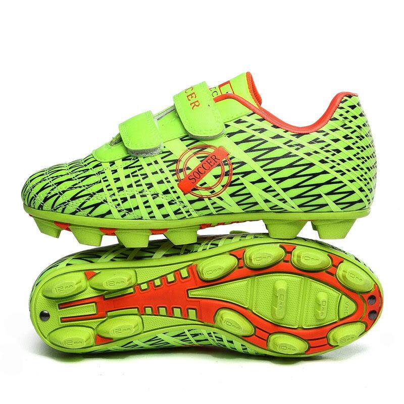 Professional Children Soccer Shoes Sneakers Kids Boys Girls Indoor Football Shoes Sport Soccer Boots Students Training Football Shoes By Mile International Store.