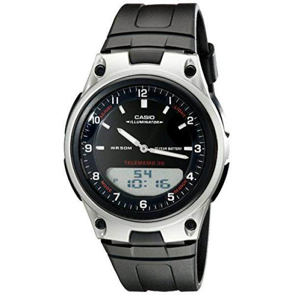 Casio Pria AW80-1AV Forester Ana-Digi Bank Data Watch