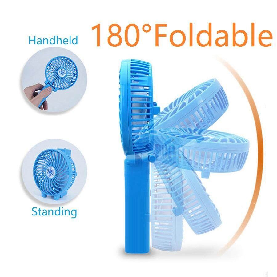 Fitur Kipas Angin Mini Usb Handy Fan With Lampu Portable Nexanic Rechargeable Handheld Led Light 3