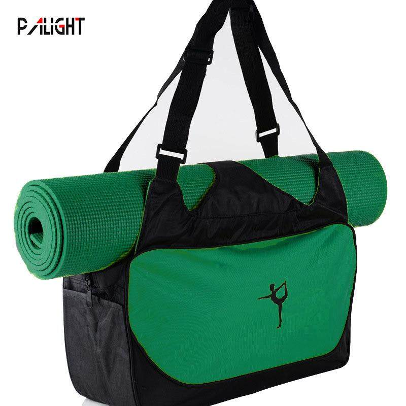 PAlight Multi-function Yoga Bags Gym Mat Bags Waterproof Yoga Pilate Mat Case Carriers
