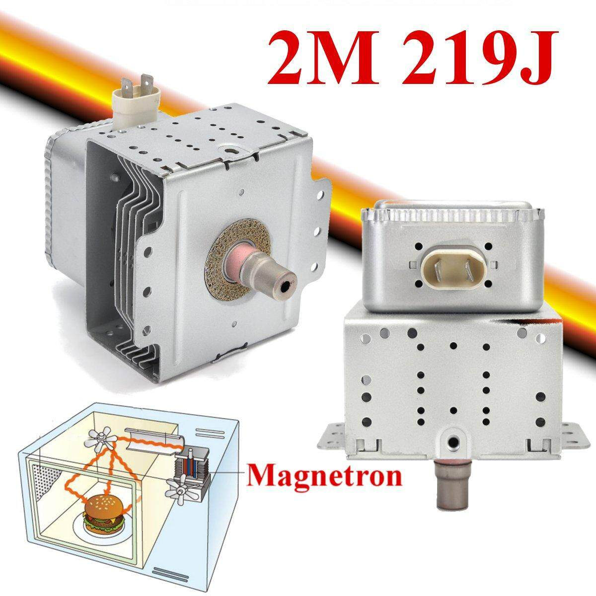 Microwave Oven Roaster Magnetron Replacement Parts For Midea Witol 2m 219j
