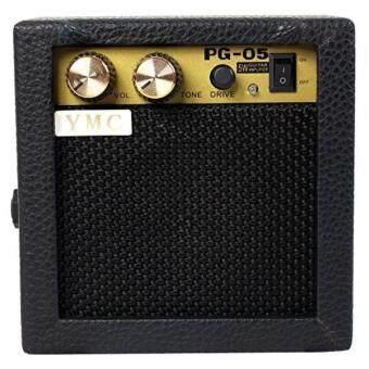 ล่าสุด YMC PG-05 5W Electric Guitar Amp Portable Amplifier Speaker with Volume Tone Control - intl ราคาถูกที่สุด