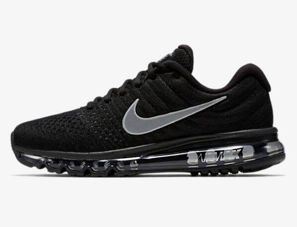 finest selection 14cbf b0e4b Nike Air Max 2017 Mens Essential Running Shoes