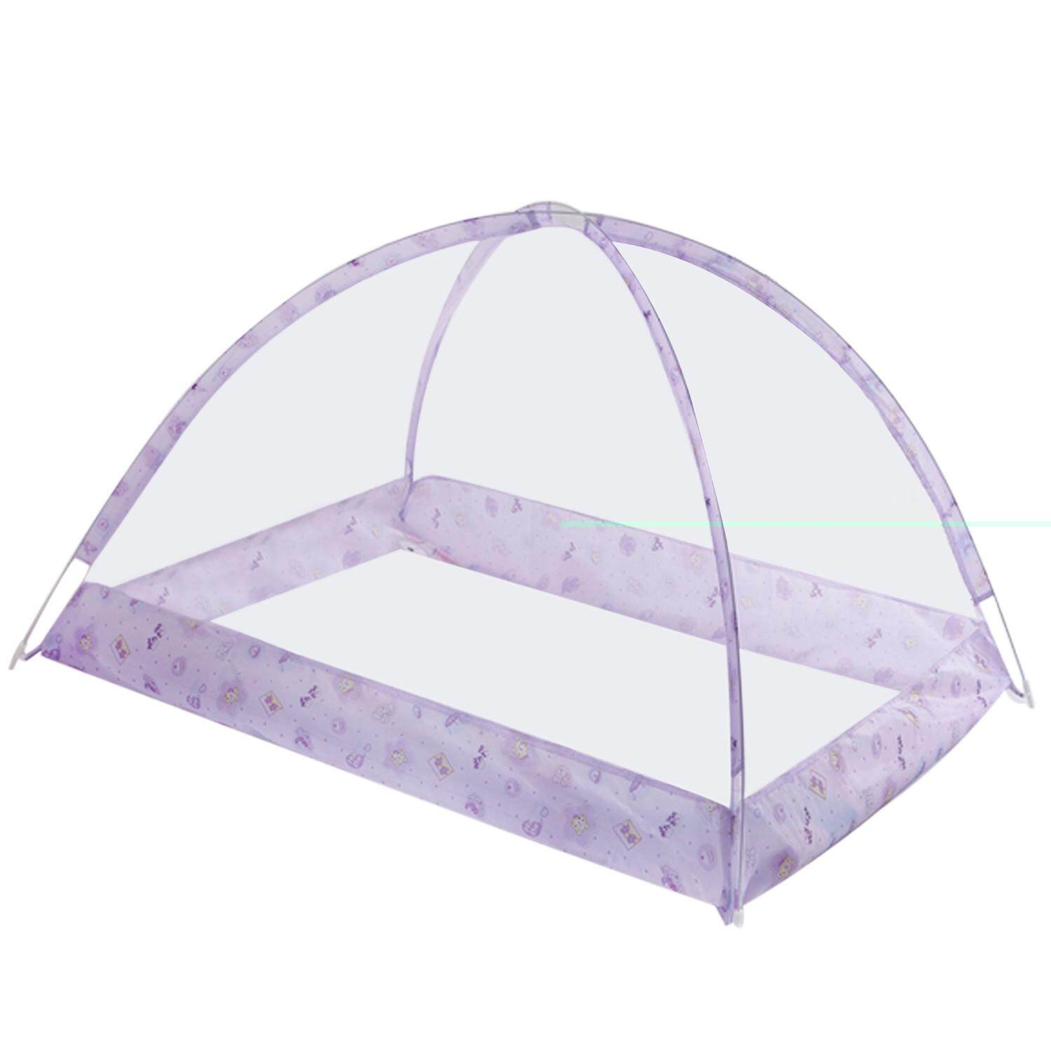 Baby Bed Mosquito Net Portable Folding Summer Sleeping Nursery Bedroom Mosquito Netting Crib Tent For Toddler Children Kids By Elek.