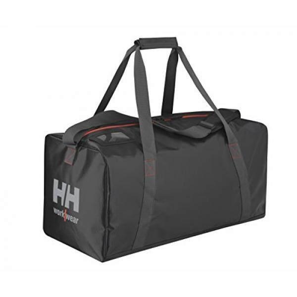 ee575d15c09 Helly Hansen Mens Workwear Offshore Bag iter, Black, STD - intl