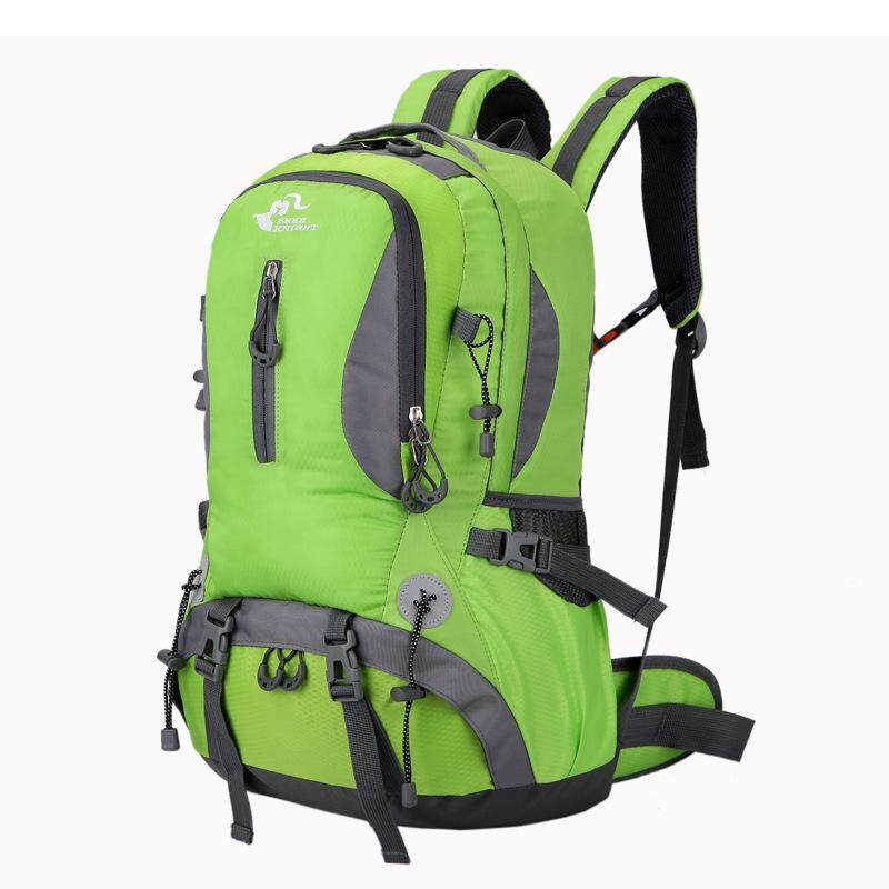 3d2b20b84089 New Outdoor Waterproof 40l Large Capacity Men s Mountaineering Bag Female Travel  Bag Shoulder Bag Sports Backpack