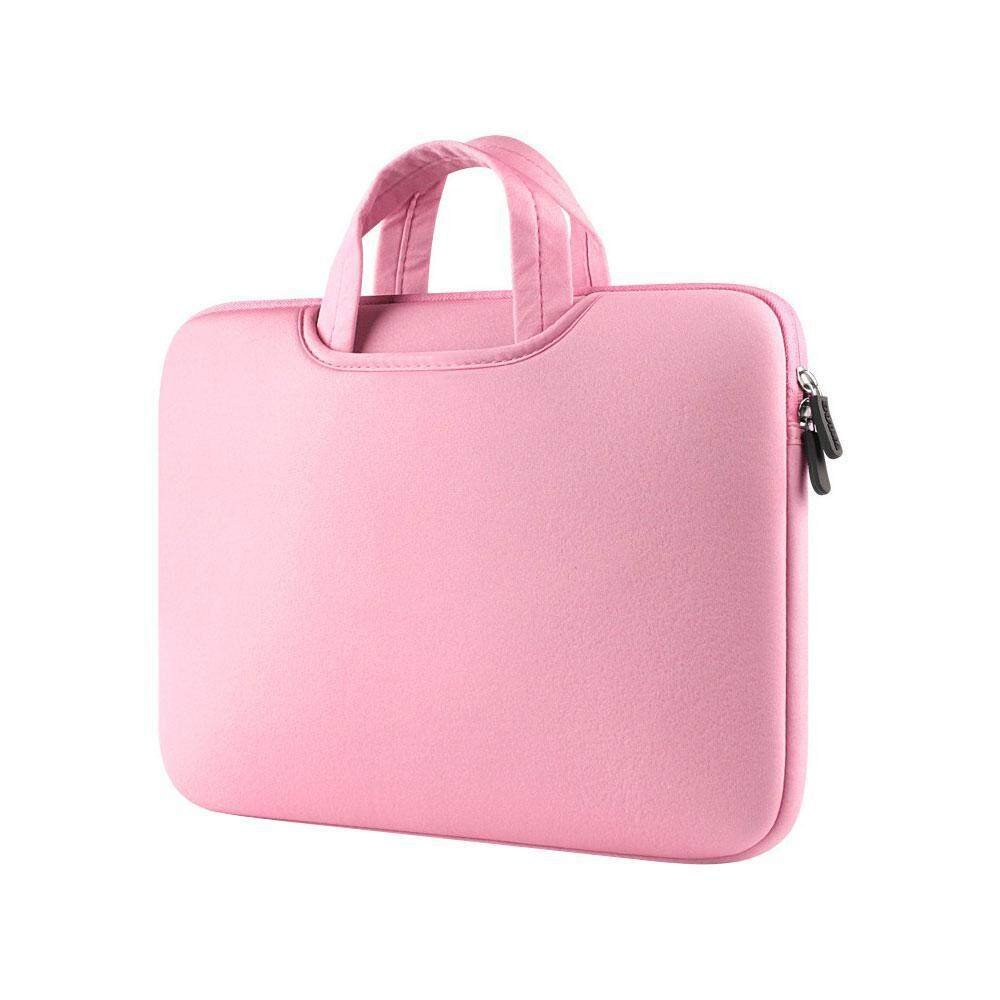 ce3a4d193 Top-Sky Portable Solid Color Waterproof Notebook Bag Laptop Bag Laptop Case  - 15 Inch