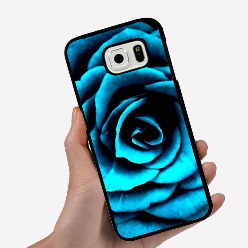 Casing Ponsel untuk Xiaomi Redmi 3 S dengan Satu Bunga Mawar Besar Gambar Kartun Pola Plastik Anti-Knock Telepon Case Cover