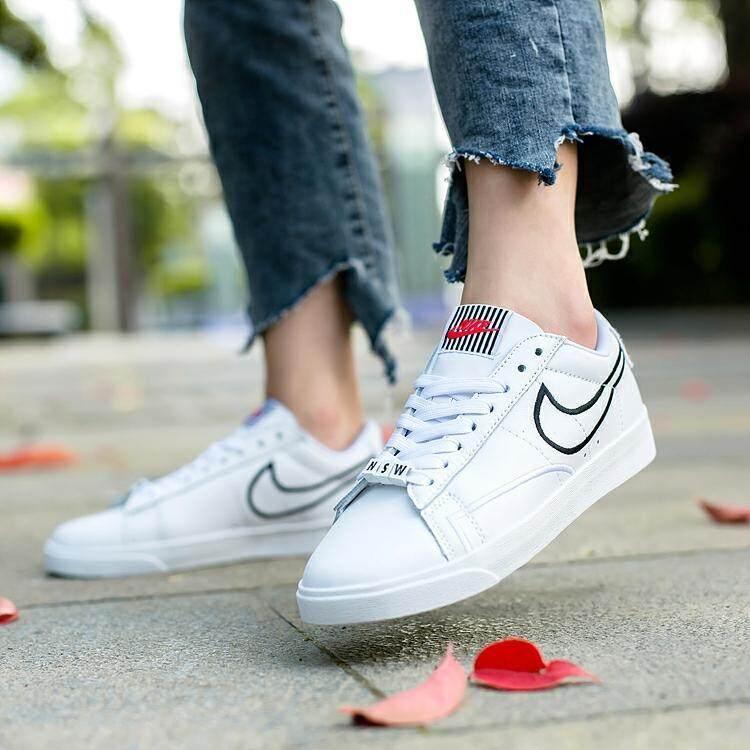 Fitur Original Nike Blazer Low Se Love Valentines Day Limited White