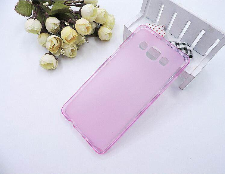 1 Pc Lot TPU Gel Back Case Cover For Samsung Galaxy A5 2015 A500
