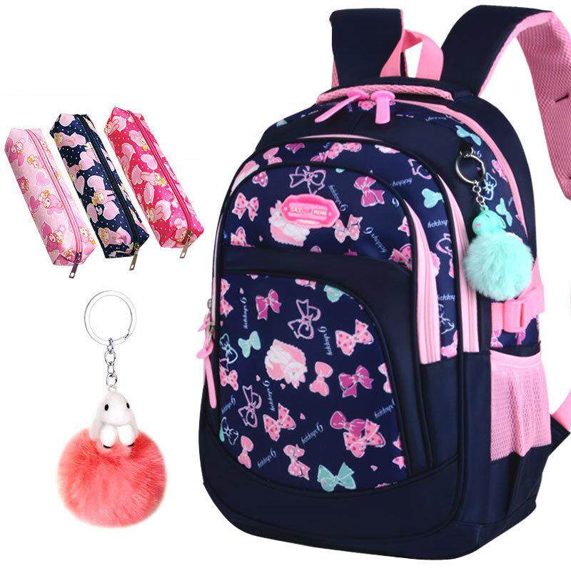 942a2225a334 ❤️Cutiebaby Lovely Cartoon Printing Kids Girls Backpack Handbag Fashion School  Bag