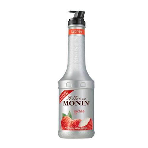 MONIN LYCHEE FRUITMIX PUREE 1LT
