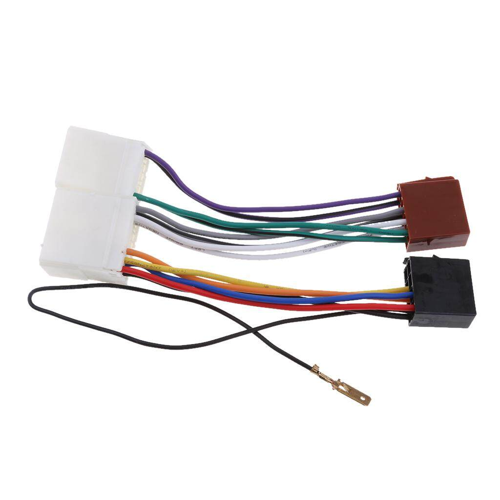 Buy Sell Cheapest Saista Iso Wire Best Quality Product Deals Car Stereo Radio Wiring Harness Connector Cable For Suzuki Miracle Shining Lead Adapter Mazda