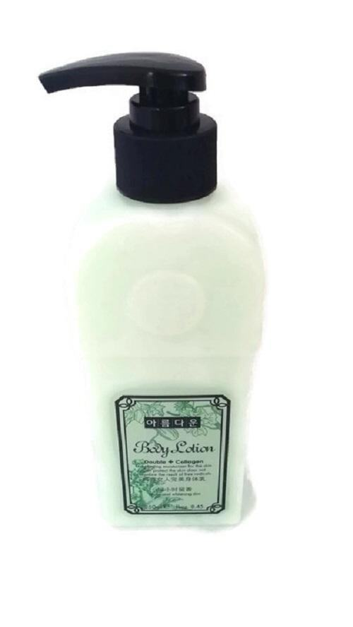 Body Lotion Double + Collagen
