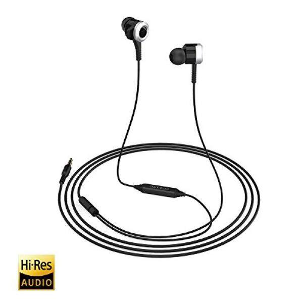 dodocool Hi-Res In-Ear Earphones with Sound Isolation In-line Remote for