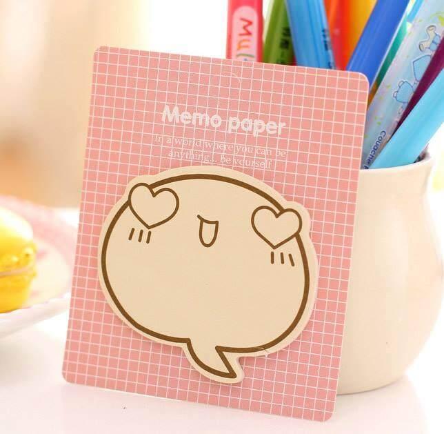 Emoticon Memo Paper