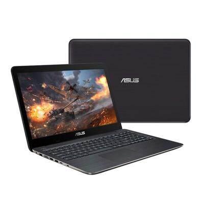 ASUS A555BP9010 Notebook 15.6 inch Windows 10 Pro English Version AMD E2-9010 Dual Core 2.0GHz 4GB RAM 128GB SSD HDMI Camera (BLACK)