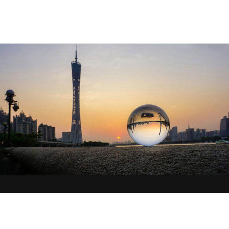 Obral Cuci Gudang (DG)-Asian Jarang QUARTZ Kristal Ajaib Healing Ball Besar 80 Mm + Alas Bola Kristal-Internasional