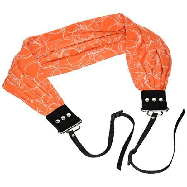 Capturing Couture SCARF-OLOR Olivia Scarf Collection Camera Strap, Orange - intl