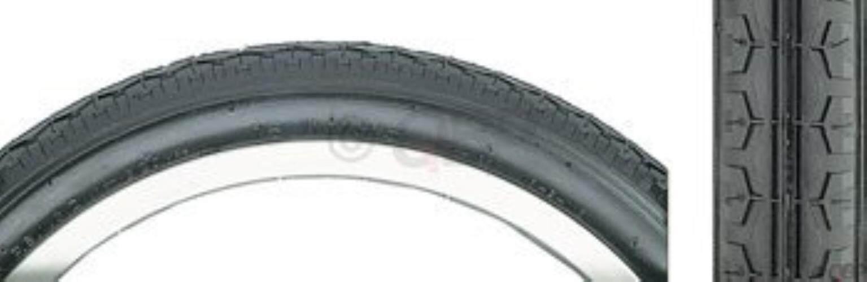 Kenda K123 Street BMX Tire 16x1.75 Black Steel - intl