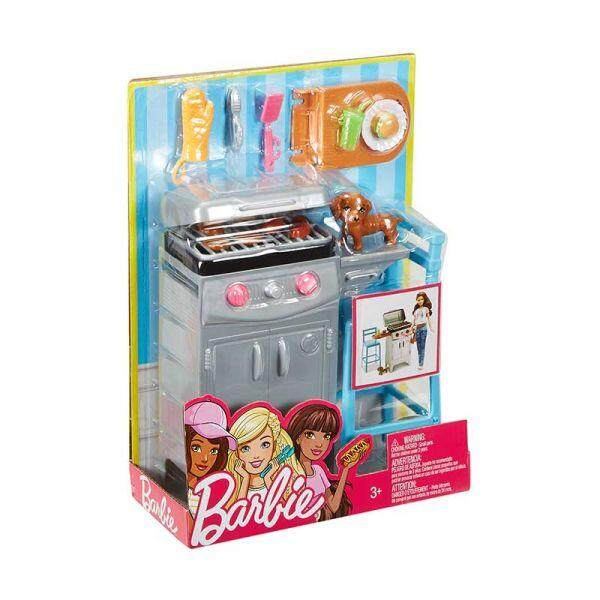 [BARBIE] Outdoor Furniture and Accessories Assortment (3 yrs+)