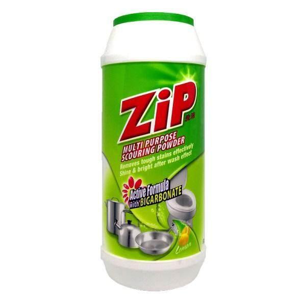 Zip Multi Purpose Scouring Powder Lemon 500g