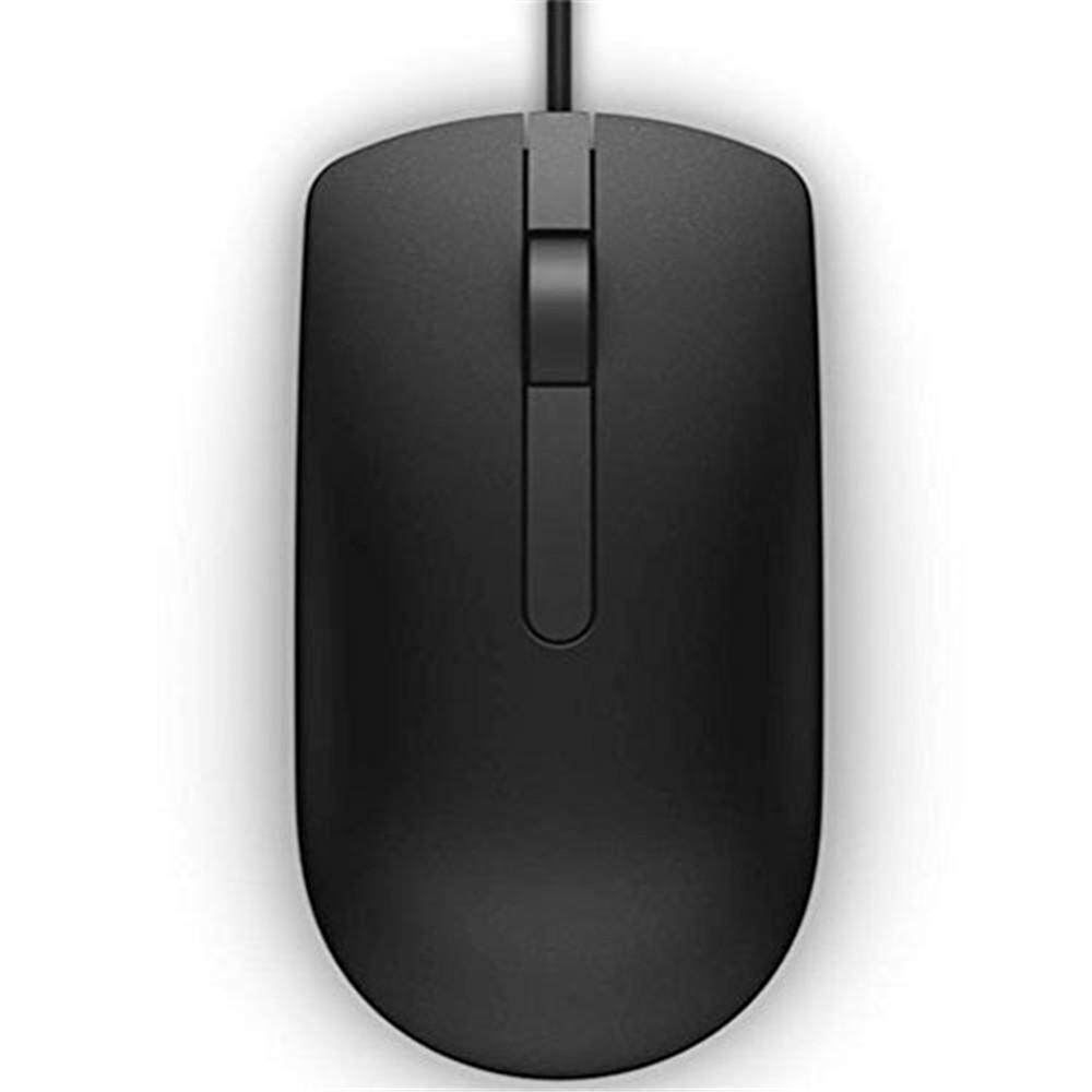 Buy Sell Cheapest 1000 Dpi Usb Best Quality Product Deals Mouse Optic Laser 5 Tombol New For Dell Ms116p Optical Black 20 Scroll Wheel 09nk2