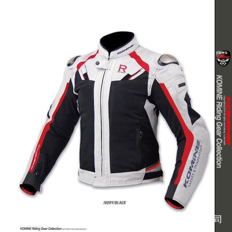 Baru Setelan Balap, Sepeda Motor Jas Riding Suit, Anti Setelan Musim Dingin, JK 063 Lampu LED Titanium Alloy
