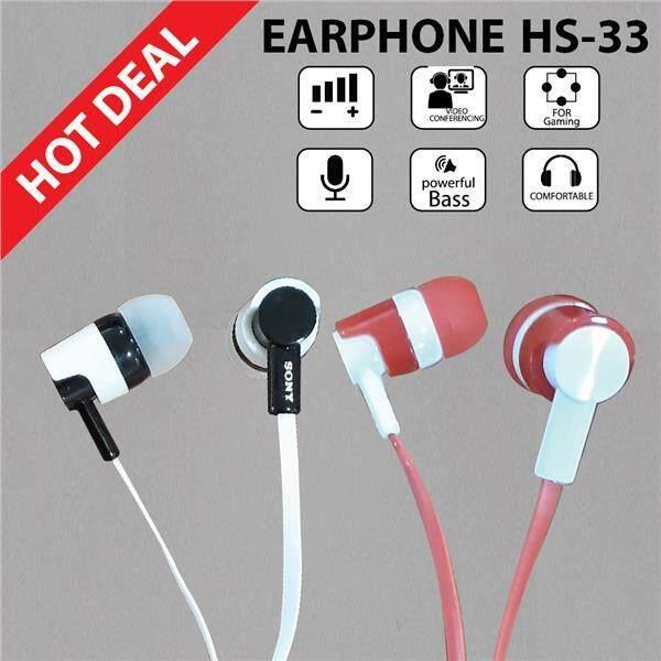 Sony earphone for sony, iphone, samsung, vivo huawei CHEAPEST PRICE GUARANTEED