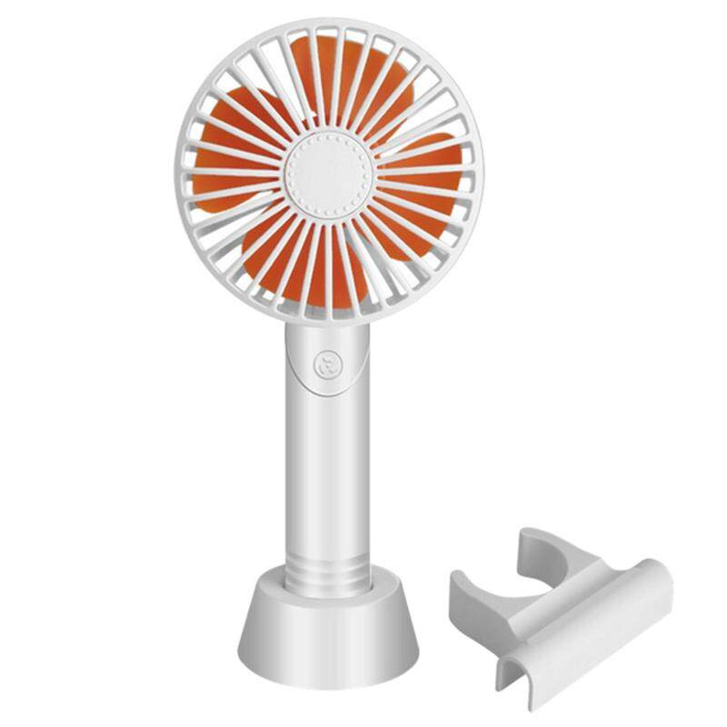 Bảng giá 1200mAh Portable Handheld Mini Personal Rechargeable Cooling Fan with Aromatherapy USB Charging Cable Bracket for Home Office Travel Outdoor Phong Vũ