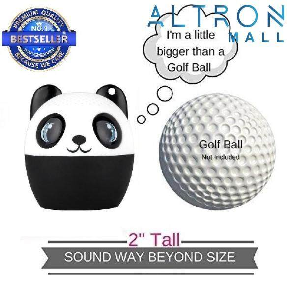 PANDA Audio Pet Critter Mini Bluetooth Wireless Speaker POWERFUL !!