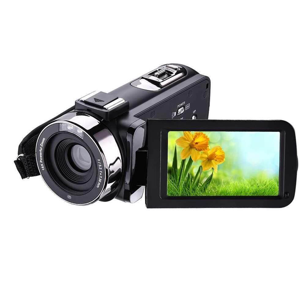 Yuci Full HD 1080 P Digital Kamera Video 24MP 16X LED Zoom 3