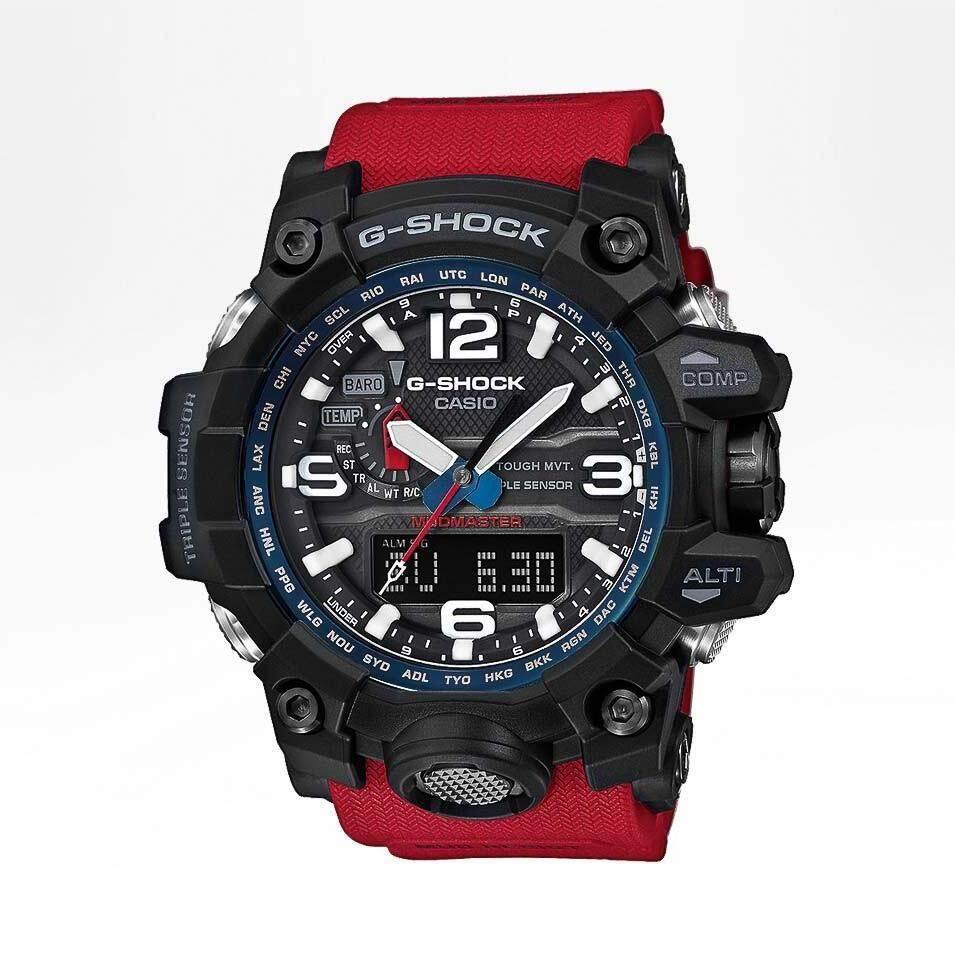 (Last Promotion)Mudmaster G Shock GWG 1000 GWG-1000-1A3ER Super Watch