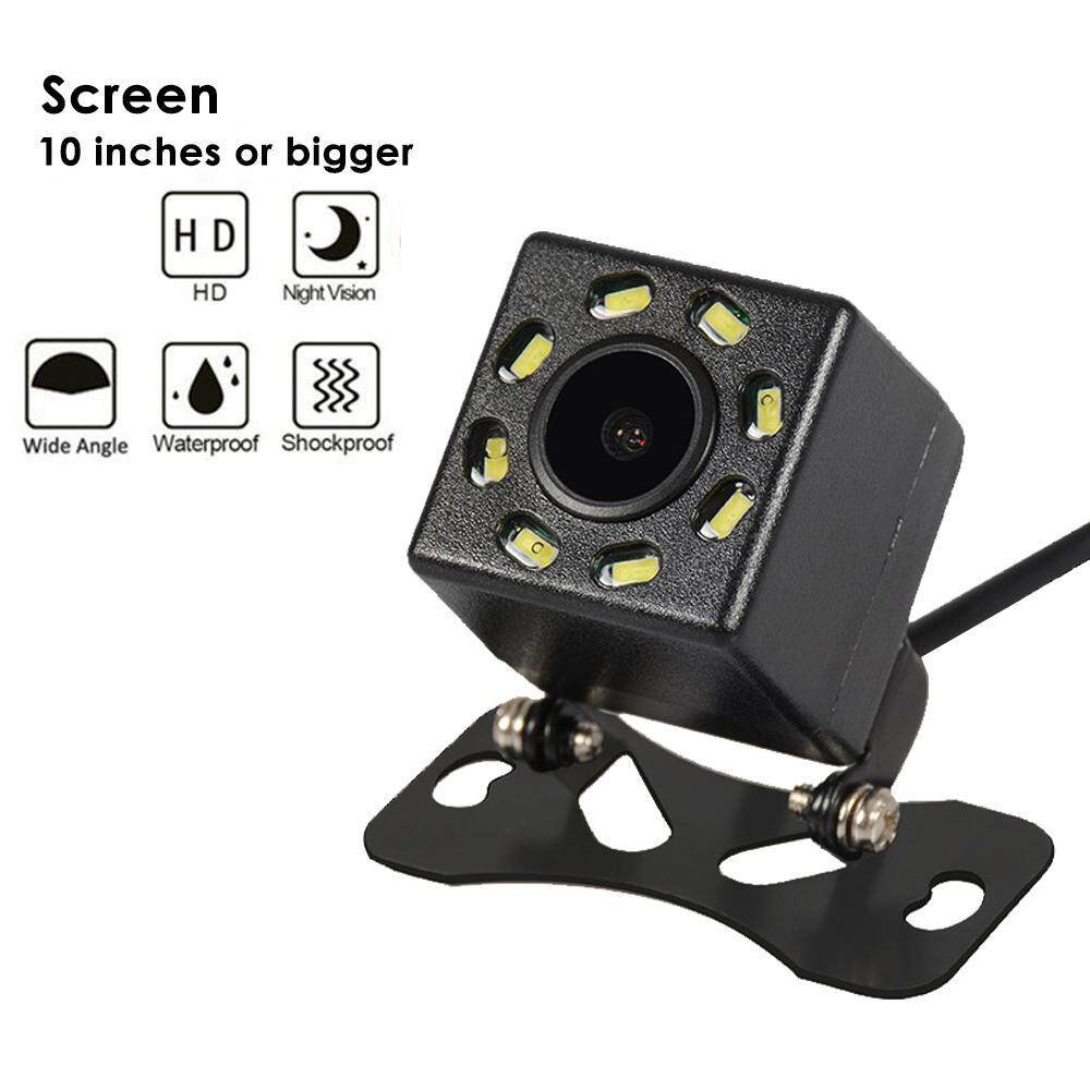niceEshop CCD Backup Camera [Upgraded]Reversing Camera , Angle Adjustable, Distance Scale Lines