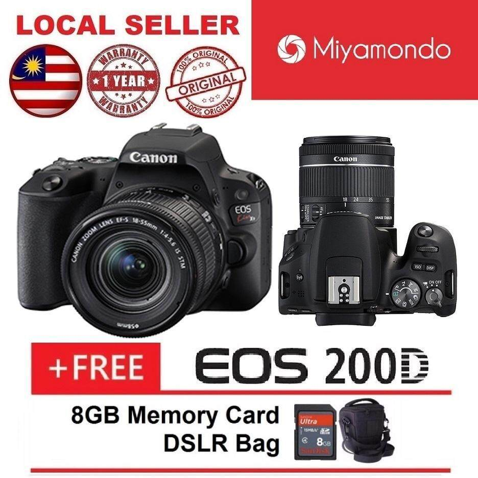 Canon Camera Accessories With Best In Malaysia Eos 1200d Kit 18 55mm Iii Non Is Sets