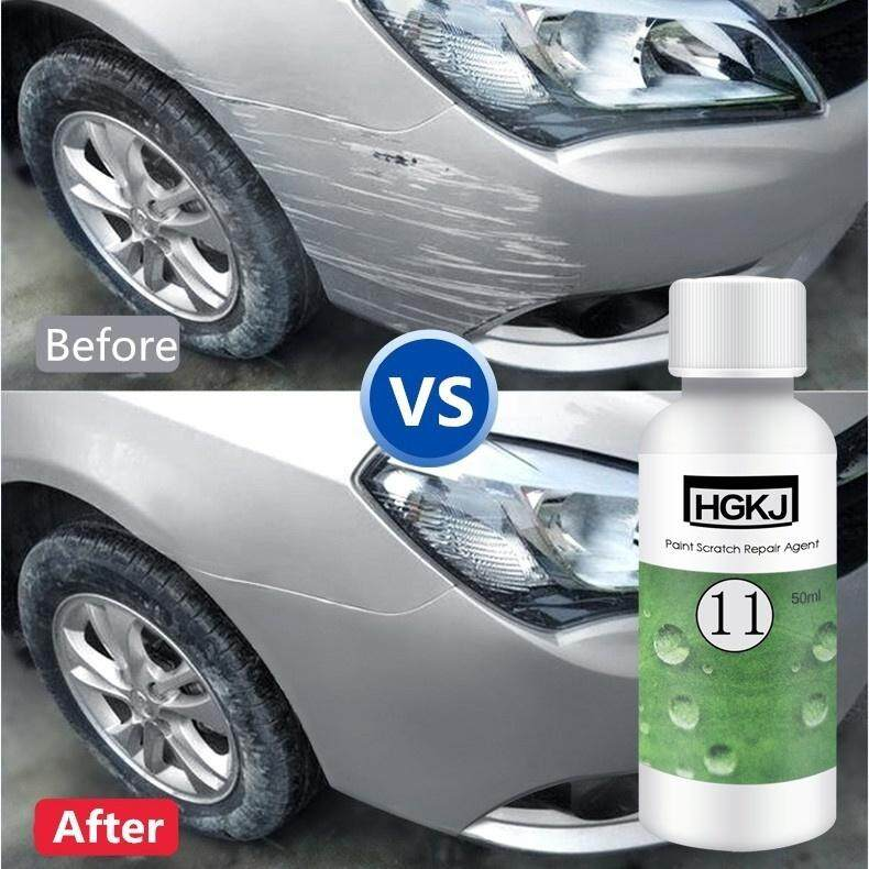 Dsstyles Hgkj-11 Car Paint Scratch Repair Agent Polished Wax Beauty Tool 20ml By Dsstyles.
