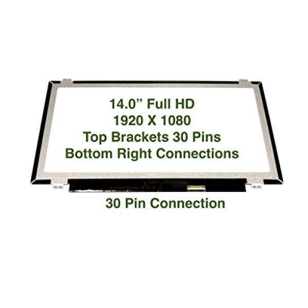 Laptop Replacement Screens Hp Zbook 14 Replacement LAPTOP LCD Screen 14.0
